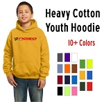 NASA Racing Logo Youth Heavy Blend Hoodie