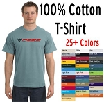 NASA Racing Logo 100% Cotton Short Sleeve T-Shirt, Choose your color!
